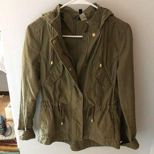 Army Green Combat Jacket